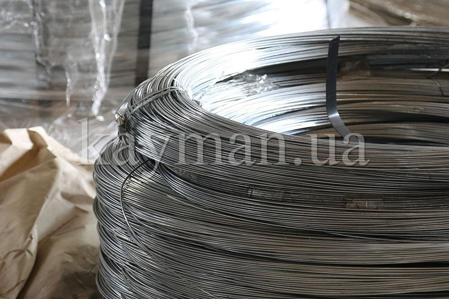 Tension wire in stock