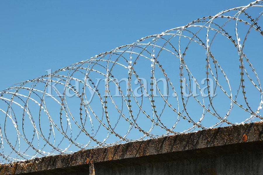 Спиральный барьер безопасности Кайман