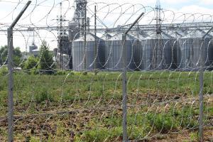 Kayman flat obstacle fence