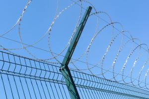 Плоский барьер безопасности Кайман